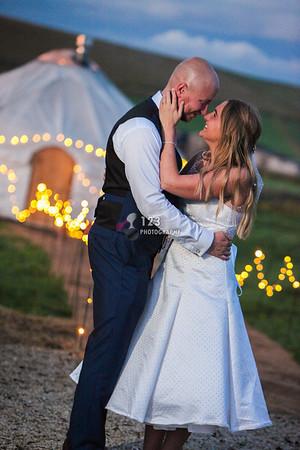 Hannah and Scott's wedding photography Woodhead Barn, Hepworth, Holmfirth