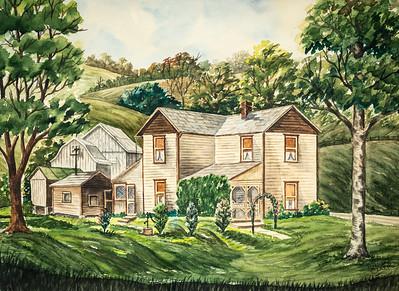 Richard Clark Paintings