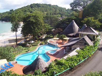 Honeymoon - St. Lucia (2006)