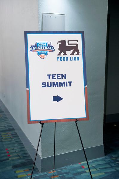 CIAA 2015 Food Lion Teen Summit @ Charlotte Convention Center 2-26-15 by Jon Stryahorn