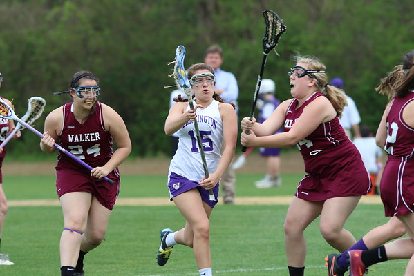 LaCrosse LAX JV Girls 31 Mar 2015