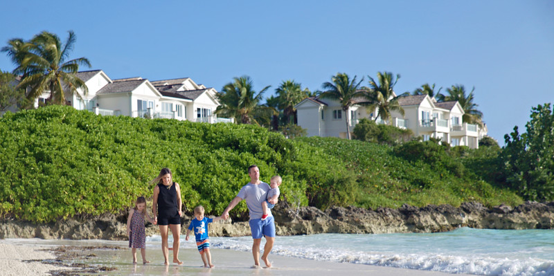 Mullen Family | Vacation Photo Session |Exuma, Bahamas.