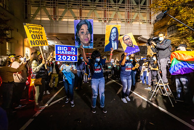 Biden-Harris Election Celebration - Philadelphia 11-7-2020