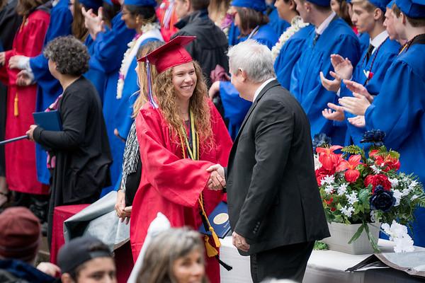 Dani's Graduation - June 10, 2017