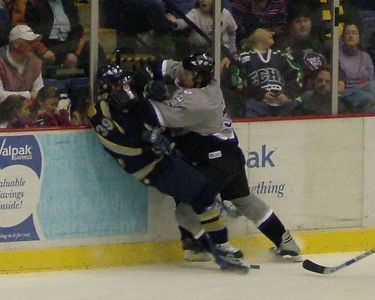 Home vs Ice Dogs 12-11-05