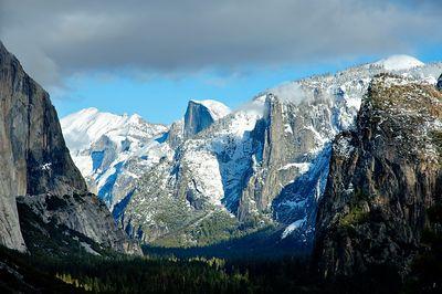 Yosemite - Winter 2005