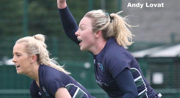 GHK Ladies 1's V Dundee Wanderers Ladies 1's [1-1]