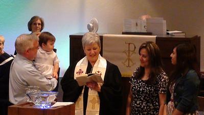 2-10-2013 Baptism