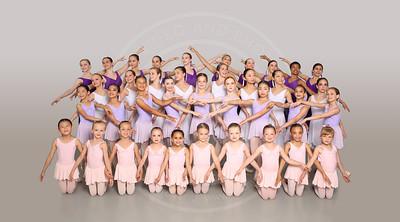 Ballet Night Studio Photos