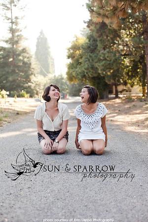 Our Sun & Sparrow life