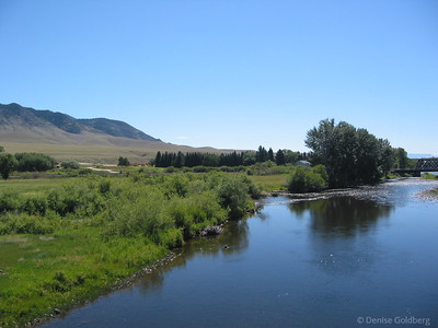 Heading to the western edge: Montana, Idaho, Oregon