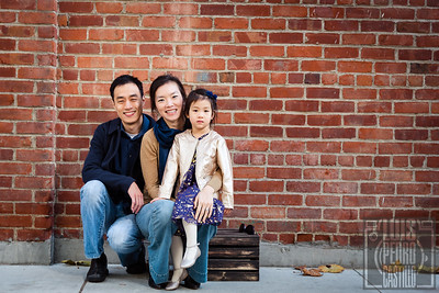 Cheng Family Photo Session