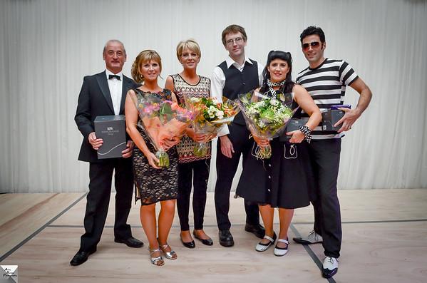 Glynn/Barntown Strictly Club Dancing 2013