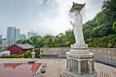 Bonguensa, Seoul