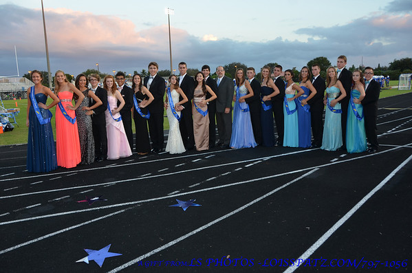 WHS Home Coming Game/ Court