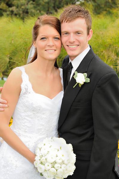 Amanda & Chris 10-5-08