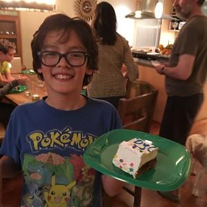 Dylan's 11th Birthday