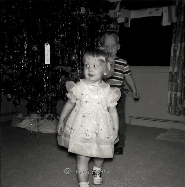 MARK & LYNN DECEMBER 25, 1958