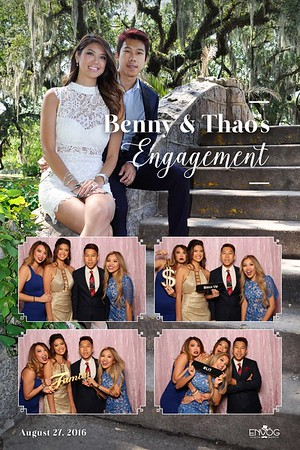 Benny & Thao's Engagement (prints)