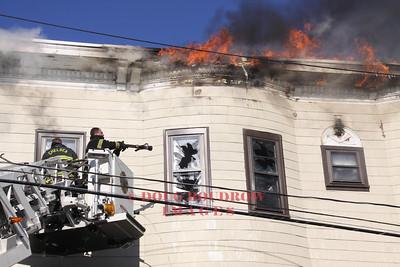 Chelsea, MA - 3rd Alarm, 142 Congress Ave, 1-23-13