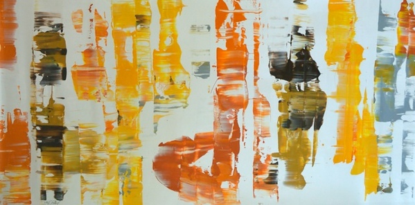 Warm Longitudes-Iorillo, 36x72