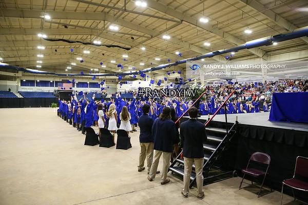Tishomingo County's Graduation 2021