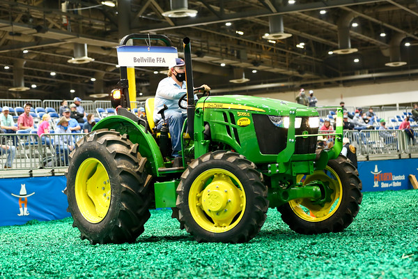Tractor Tech Contest