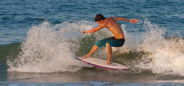 2015 June 6 Keegan Bobby and Kersey Surfing