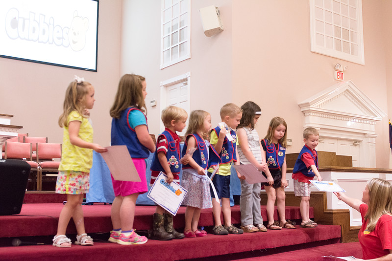 2015 AWANA Awards