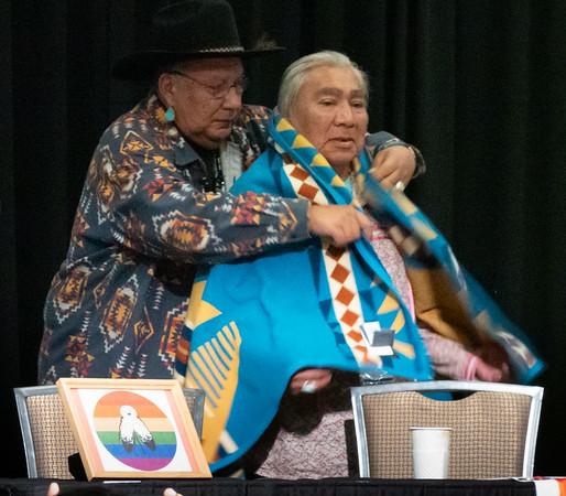 LGBTQ-2 Spirit Awareness 2019 Shoshone Bannock Hotel