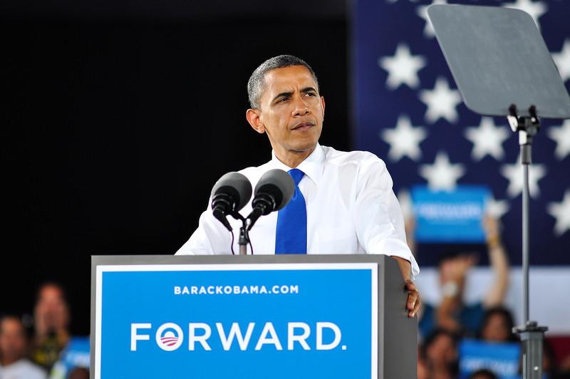 President Obama at Farm Bureau Live Virginia Beach, Va