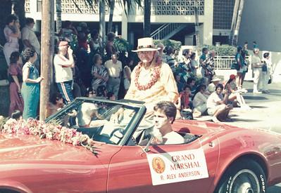 1985 Aloha Week Parade 9-28-1985