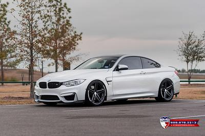 2016 BMW M4 Vossen VFS-5