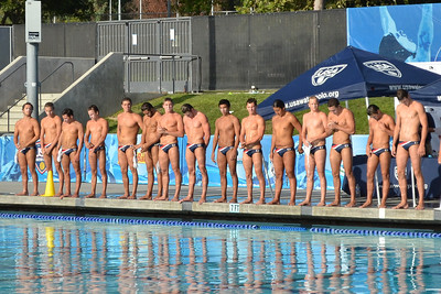 SwimOutlet.com Junior Olympics 2011 - Platinum Division 18U Boys Championship Game - Stanford Water Polo Club Red vs Regency 8/2/11. Final score 15 to 11. First Place SWPC vs RWPC. Photos by Allen Lorentzen.