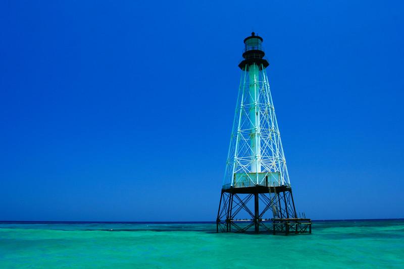 Alligator Reef Light
