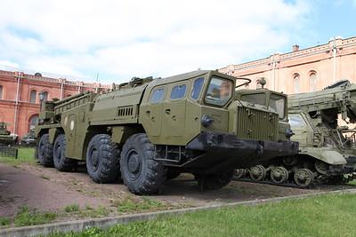 9P117 Elbrus (SS-1C Scud-B)