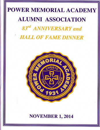Hall of Fame Dinners