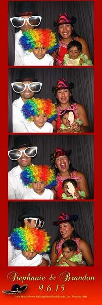 Stephanie & Brandon 9.6.15