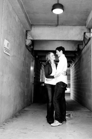 Amanda + Blake Engagement