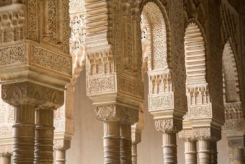 Alhambra Architectual Features