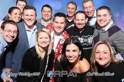 RPAI Holiday Party 2018