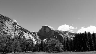 Honeymoon in Yosemite 4/22/2018