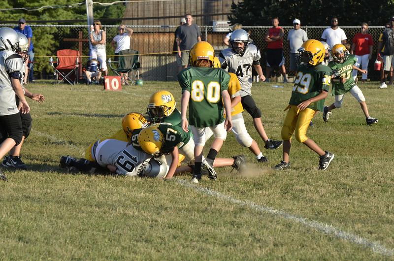 Wildcats vs Raiders Scrimmage 149.JPG