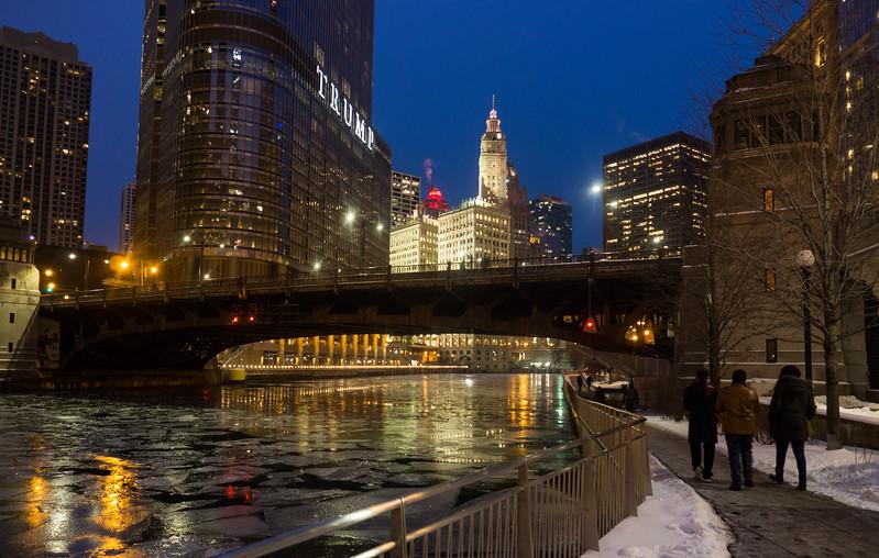 March - Chicago