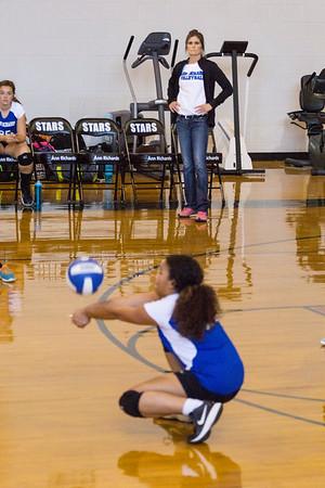 Ann Richards Volleyball