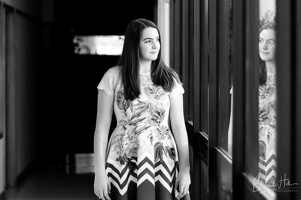 Lily Weldon's Bat Mitzvah Portraits