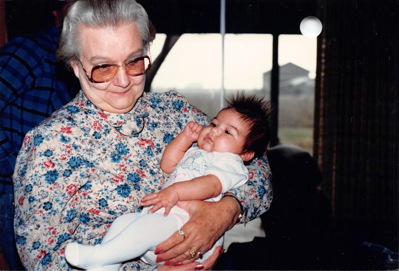 Frankie, Alianna. Dec 28 1986