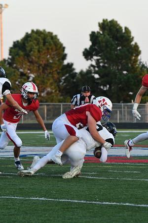 Varsity Football vs Elkhorn North