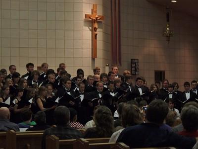 2007-04 Jeremy's Choir Concert