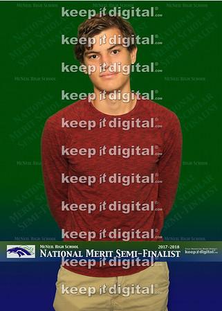 National Merit Scholor Semi-Finalists 2017
